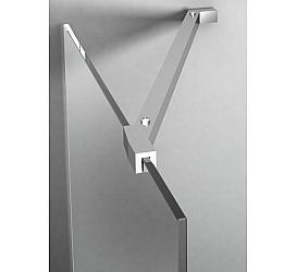 Горизонтальная штанга Jacob Delafon (угол 45°) E22BT45GA Комплектующие для душа