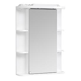Зеркальный шкаф Кристалл левый Aquaton 1A000102KS01L