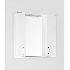 Зеркальный шкаф Панда (Style Line) ЛС-00000125