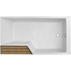 Ванна Jacob Delafon 170 x 90/70 cм, правосторонняя E6D002R-00