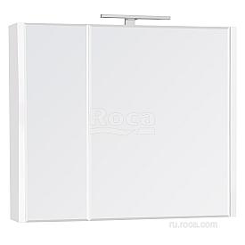 Зеркальный шкаф с подсветкой Roca Etna 857304806