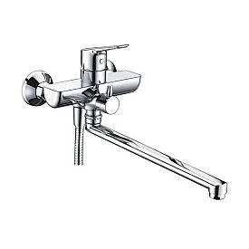4502L Смеситель для ванны с длинным изливом WasserKRAFT
