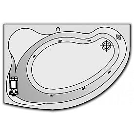 Гидромассажная система Kolpa San STANDART AMADIS