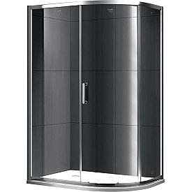 Угол для душа 120 см (1200 мм) Gemy 90х120 S30201