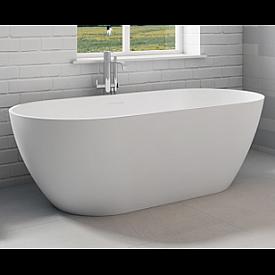 Ванна  искусственный камень белая Riho BS1200500000000