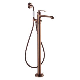Смеситель напольный Swedbe Terracotta ART 2514 для ванны