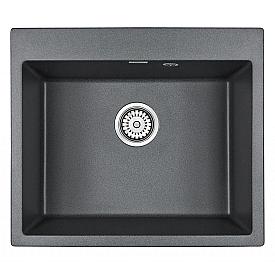 Мойка для кухни кварцевая Paulmark Kante PM106052-DG