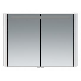 Зеркальный шкаф  с подсветкой AM.PM M30MCX1001WG