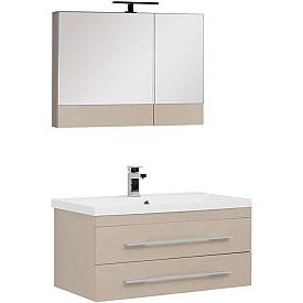 Комплект мебели для ванной комнаты    Aquanet #00230299