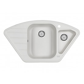 Мойка для кухни кварцевая Paulmark Wiese PM529050-WH