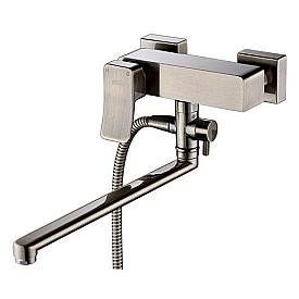 1602L Смеситель для ванны с длинным изливом WasserKRAFT