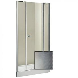 Дверь в проём Cezares TRIUMPH-B-13-60+60/50-P-Cr-R