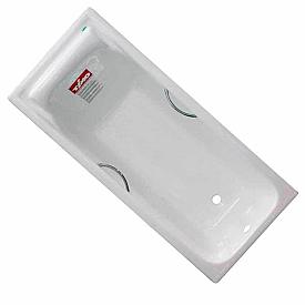 Ванна чугунная TIMO TARMO H0000003 170x75x45 с ручками