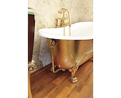 Ножки для ванны BelBagno BB-LEG-LION-ORO