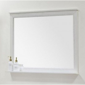 Зеркало Идель 105 дуб белый Aquaton 1A197902IDM70