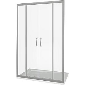 Душевое ограждение INFINITY WTW-TD-170-C-CH GOOD DOOR ИН00037