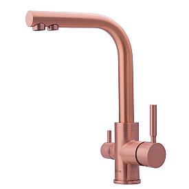 Смеситель для кухни с каналом для фильтрованной воды Swedbe Selene Plus 8148