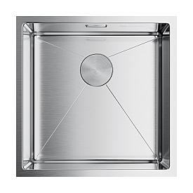 Кухонная мойка Omoikiri Taki 44-U,IF-IN 4973044 нержавеющая сталь