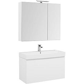 Комплект мебели для ванной комнаты Aquanet 203645