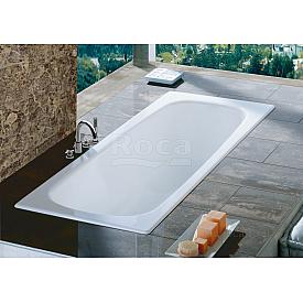 Чугунная ванна Roca Continental 21291200R 160х70