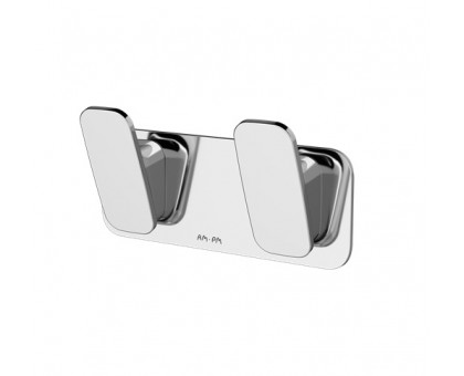 A50A35600 Inspire 2.0 Двойной крючок для полотенец хром