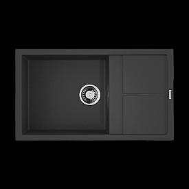 Кухонная мойка Omoikiri Sumi 86-BL 4993646 черный