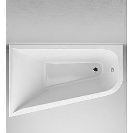 Ванна металлическая AM.PM W72A-160L100W-A2