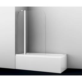 35P02-110 Fixed Стеклянная шторка на ванну WasserKRAFT