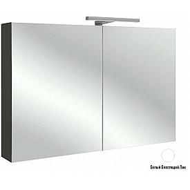 Зеркальный шкаф Jacob Delafon 100 см со светодиодной подсветкой EB797RUG1C