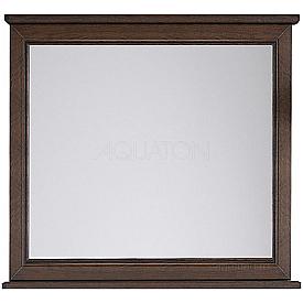 Зеркало Идель 85 дуб шоколадный Aquaton 1A195702IDM80