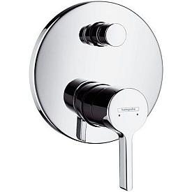 Смеситель для ванной встраиваемый Hansgrohe Metris S 31465000