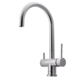 Смеситель для кухни с каналом для фильтрованной воды Swedbe Selene Plus 8042