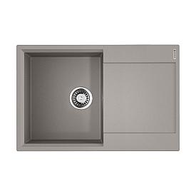 Кухонная мойка Omoikiri Daisen 78-GR 4993325 leningrad grey
