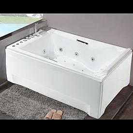 Прямоугольная гидромассажная ванна Orans  65105L0/65105R0