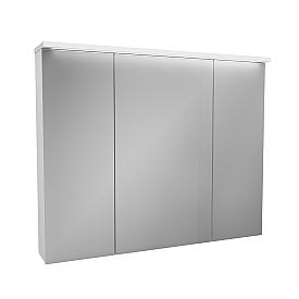 Зеркальный шкаф  белый OWL 1975 OW03.13.05