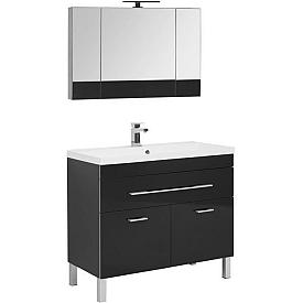 Комплект мебели для ванной комнаты    Aquanet #00230321