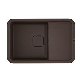 Кухонная мойка Omoikiri Tasogare 78-DC 4993749 темный шоколад