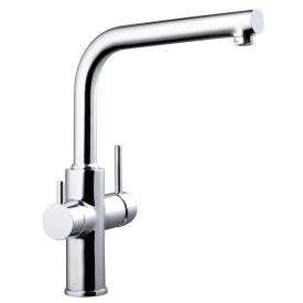 Смеситель Clever Osmosis 99684 для кухонной мойки с выходом для питьевой воды
