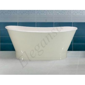 Ванна чугунная ELEGANSA SABINE WHITE Н0000359