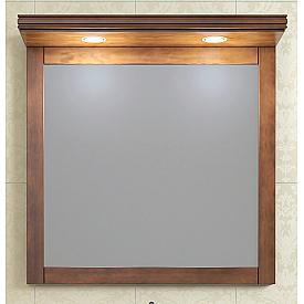 Зеркало Мираж 80 с козырьком Opadiris Z0000006875