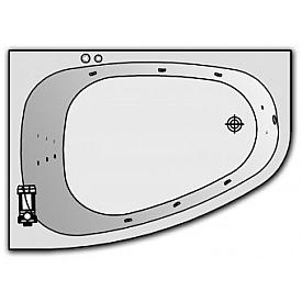 Гидромассажная система Kolpa San OPTIMA CHAD