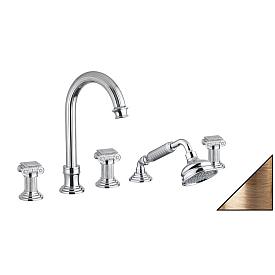 Смеситель для ванны Cezares OLIMP-BVD-02-O