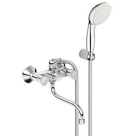 Универсальный смеситель Grohe для ванны с душевым гарнитуром 2679210A