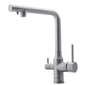 Смеситель для кухни с двумя каналами для фильтрованной воды Swedbe Selene Plus 8146