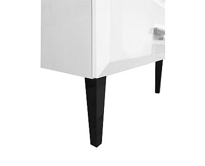 Тумба-умывальник Comforty Империя-80 с столешницей с раковиной 00004142360