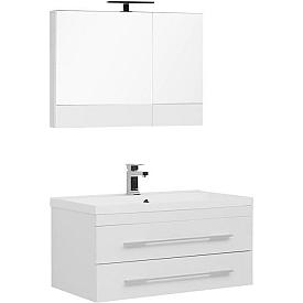 Комплект мебели для ванной комнаты    Aquanet #00230297