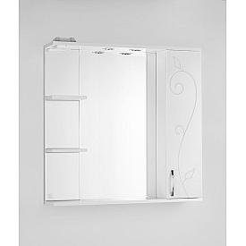 Зеркальный шкаф Панда (Style Line) ЛС-00000080