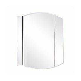 Зеркальный шкаф Севилья 95 белый Aquaton 1A125602SE010