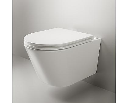 Подвесной унитаз Ceramica Nova TREND 111010 S