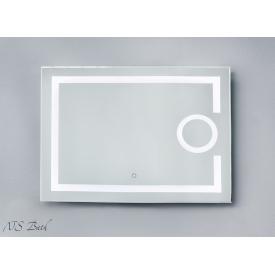Зеркало с сенсорным включателем  NSBath NSM-506